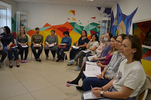 Отзывы участниц  Группы№1 Благотворительного проекта