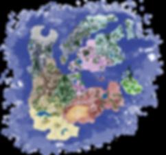 Map of Pantracia