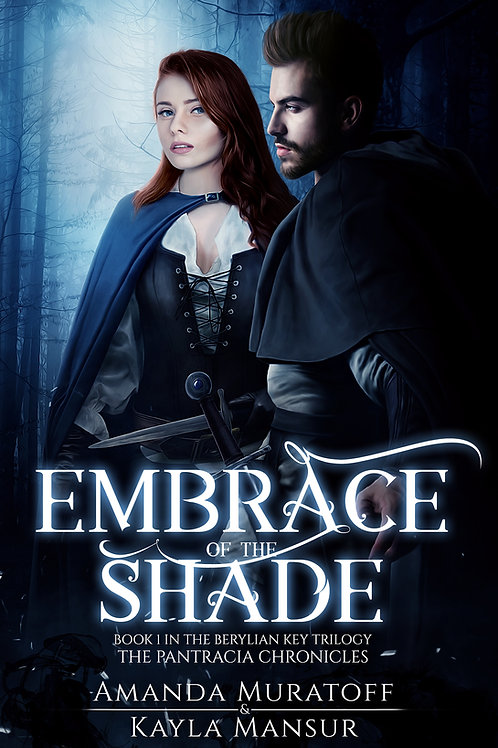 Embrace of the Shade - Print Copy