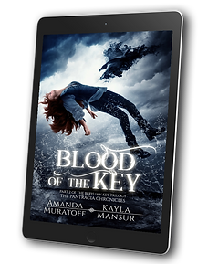 Blood of the Key ebook 3D.png