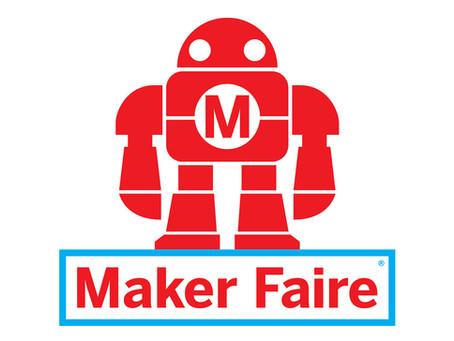Maniola vi invita alla Maker Faire Rome 2019