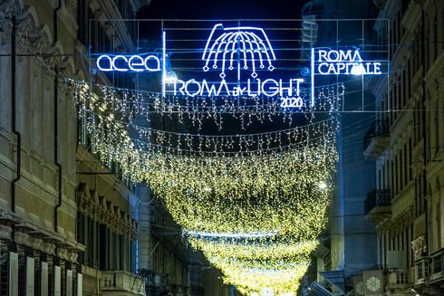 ROMA BY LIGHT