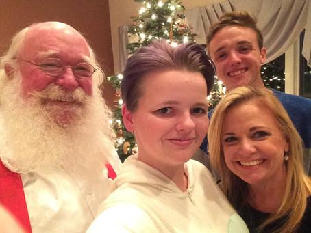 The Presence of Santa