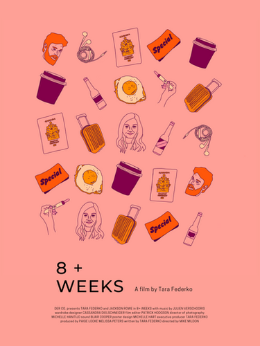 8+ Weeks a new film by Tara Federko