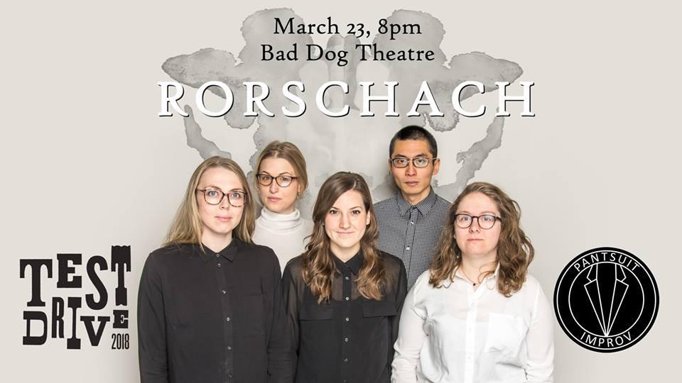 Pantsuit Improv for Bad Dog Theatre