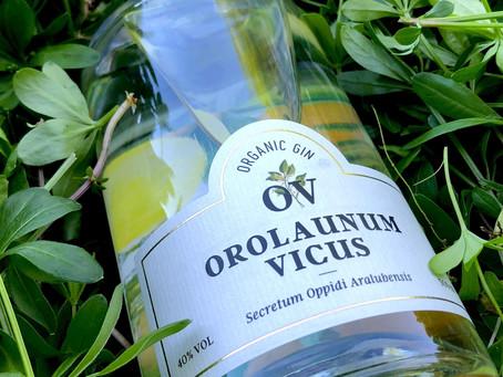 OV Gin est désormais labellisé biologique !