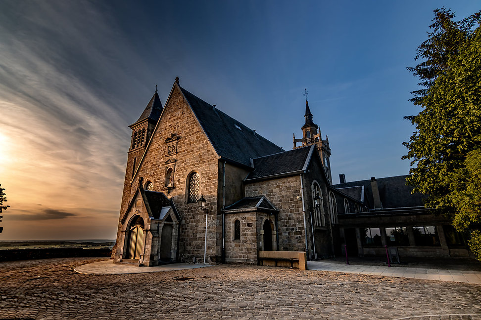 Eglise Saint-Donat à Arlon