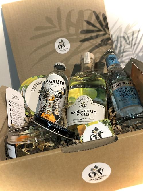 Box Gin & Tonic