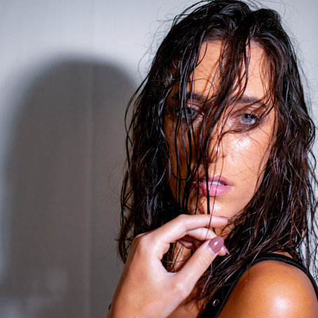 Carissa VanDyke Wet Look
