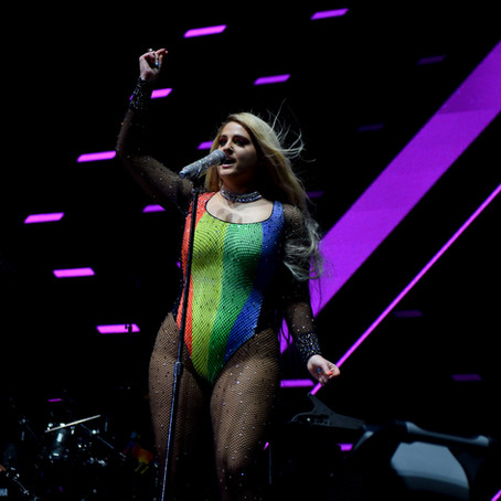 Meghan Trainor at LA Pride!