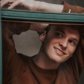 Tiernan in the Window