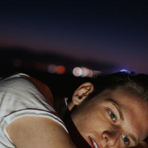 Tiernan Bertrand-Essington at Venice Beach