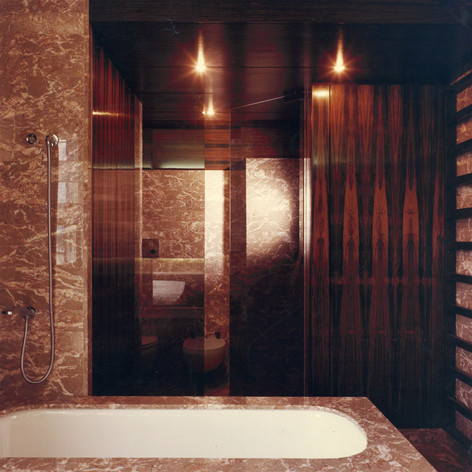 salle de bain d'appartement