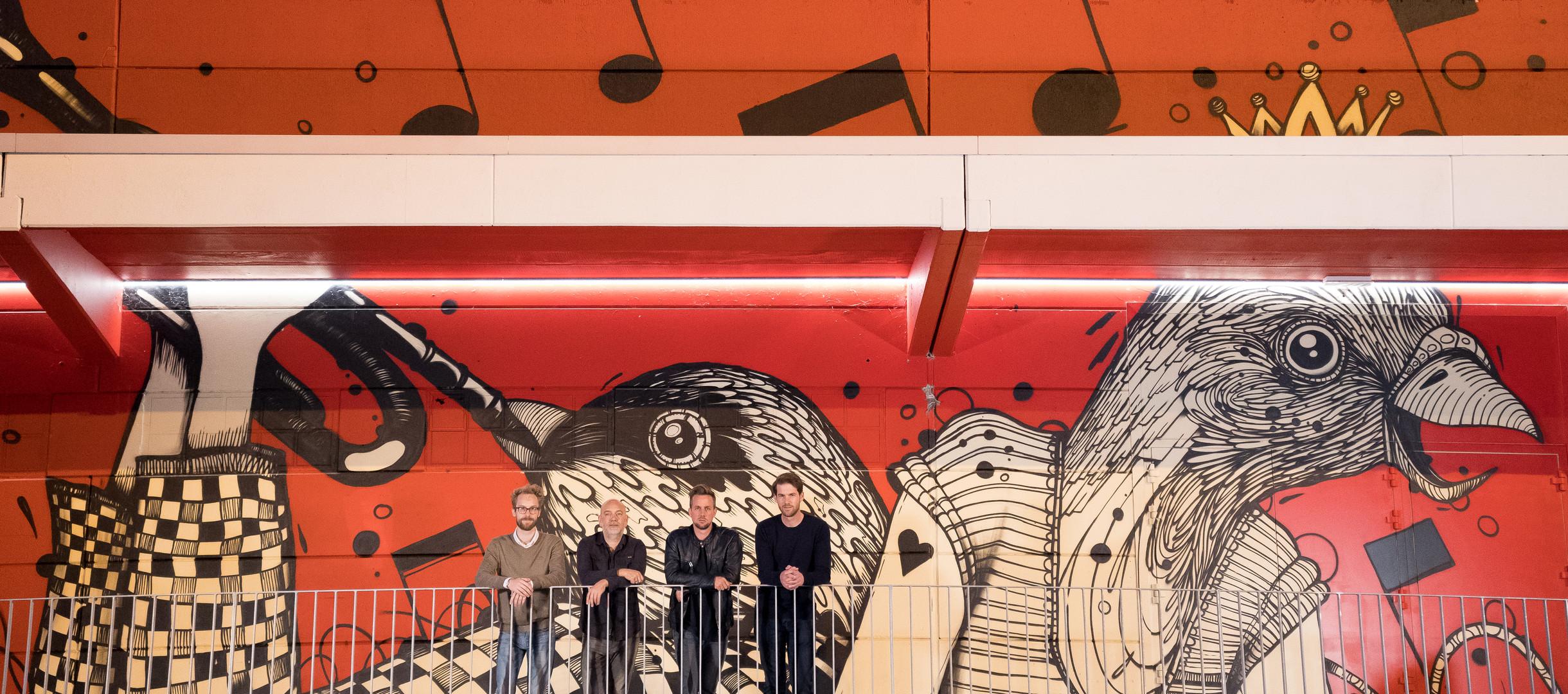 Band Douaneplein Mechelen © Jochen Maes