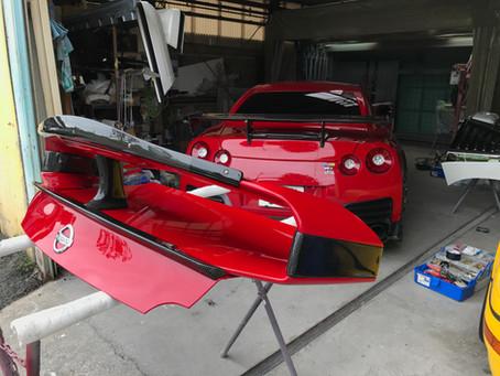 R35 GT-R パーツ販売