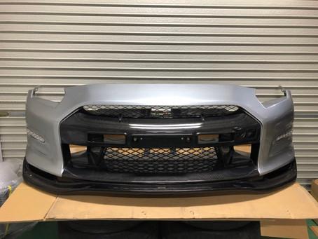 R35 GT-R バンパー販売