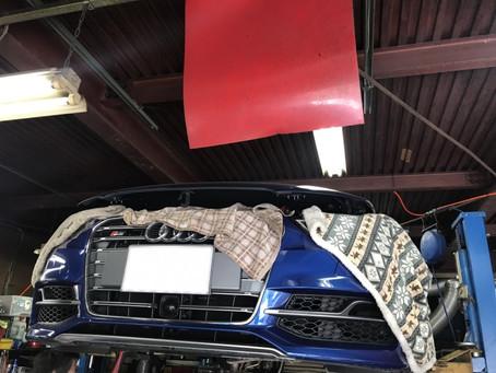 Audi S3入庫