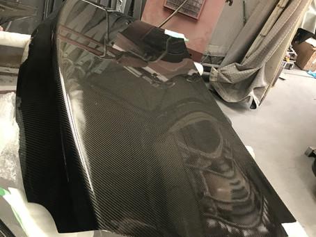 R35 GT-R トランク&ウイング①