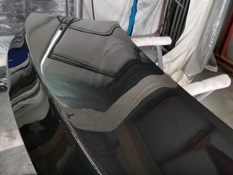 R35 GT-R カーボントランク