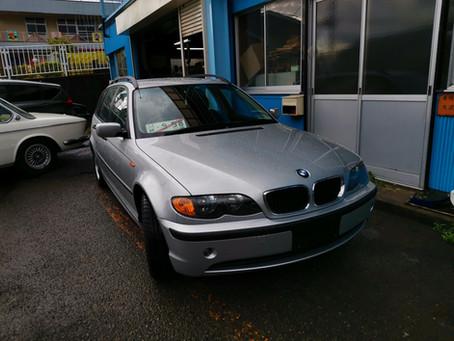 E46 BMW 318i ツーリング