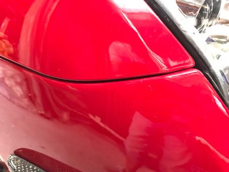 R35 GT-R Nismo Style バンパー仮合わせ2回目