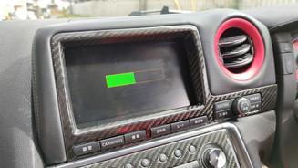 R35 GT-R用CarPlay対応Androidインターフェースのテスト