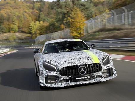 Mercedes-AMG GTR PRO?