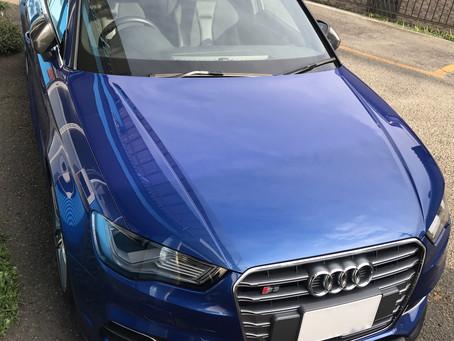 Audi S3 納車
