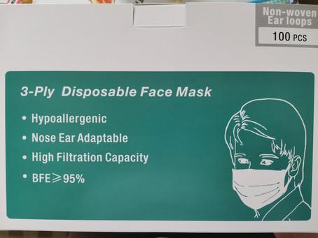 フェイスマスク販売