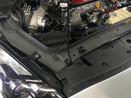 R35 GT-R メンテナンス