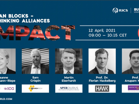 Participant Urban Blocks - Rethinking Alliances