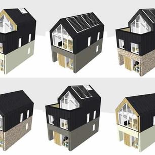 Terrace house configurator