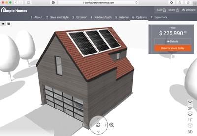 Simple Homes ADU Configurator
