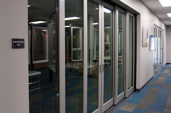 Tarkett flooring, Jeld-Wen, Training Center