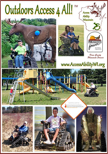 Access Ability WI - Outdoors Access 4 All