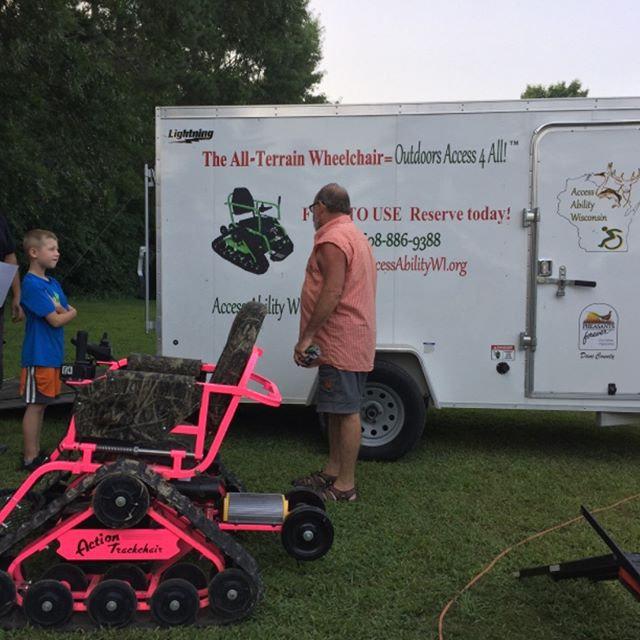 Outdoor Wheelchair E4
