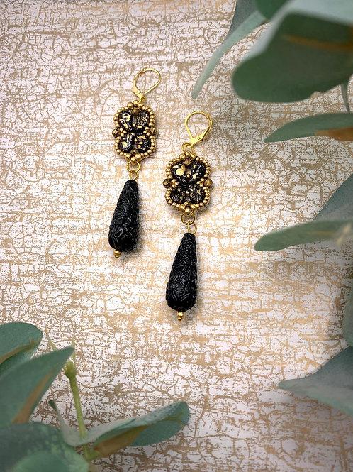 Emma Parker Jewellery Elizabeth Earrings