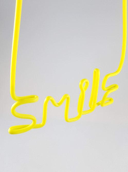 Samuel Coraux Smile Necklace