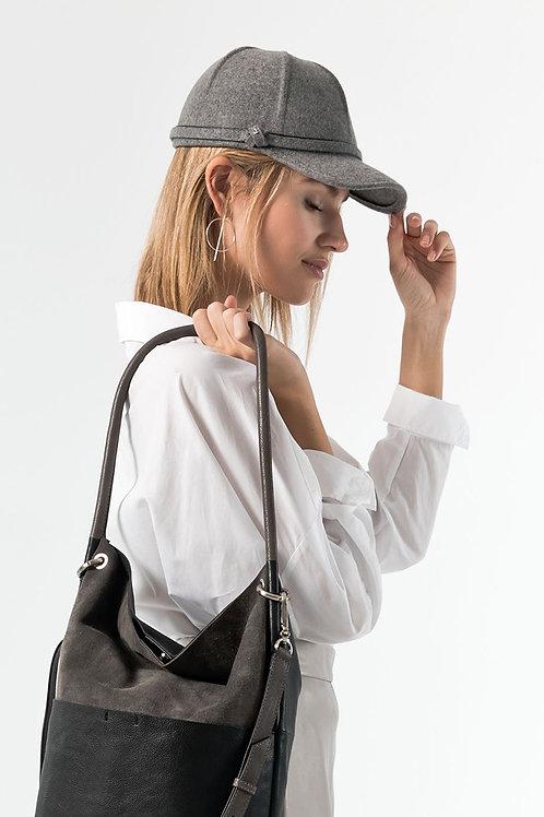 Abbacino Large Leather Hobo bag