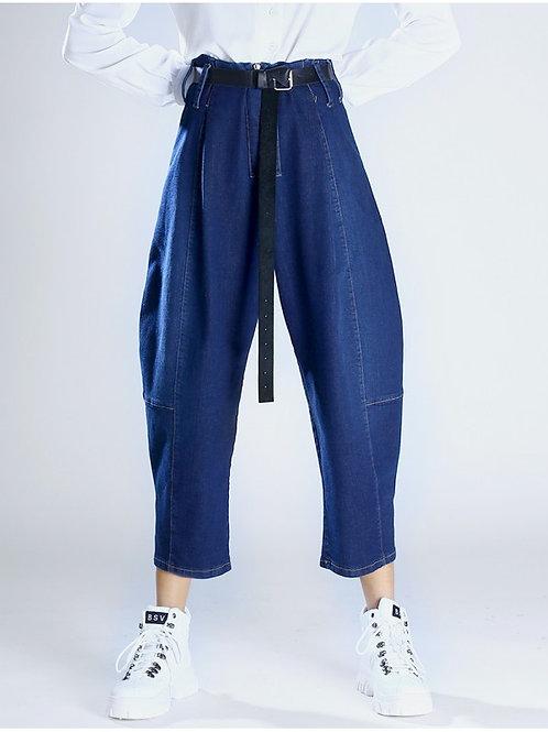 Lurdes Bergada stretch denim highwaisted jeans M20 414