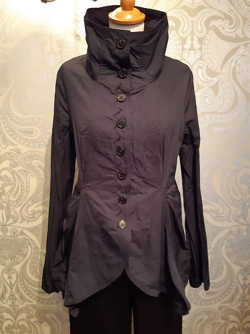 Rundholz  Black Label fitted jacket - petrol