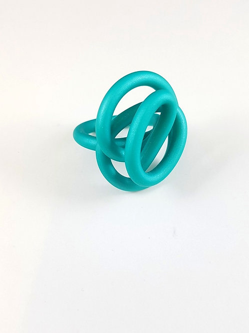 Samuel Coraux Squiggle ring shimmer