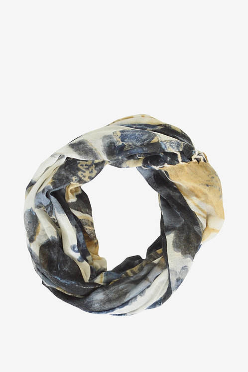 Abbacino Limosa Neutral Wool Scarf