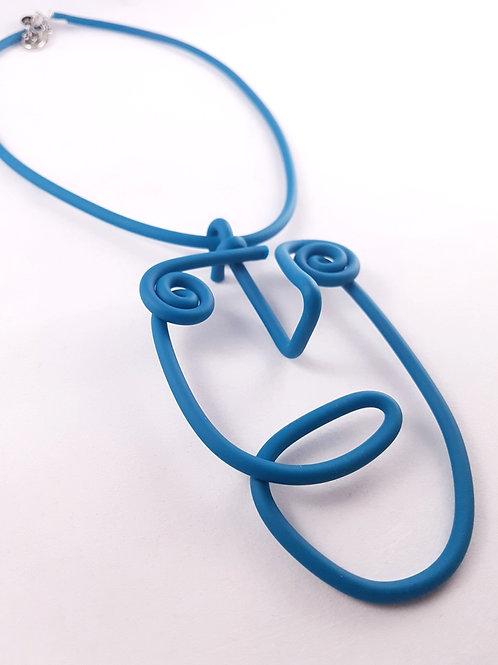 Samuel Coraux Tete necklace