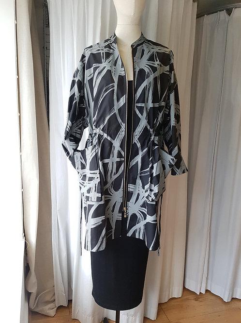 Thanny zip-up jacket