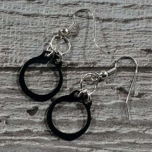 Factory Floor Jewels Circlips earring