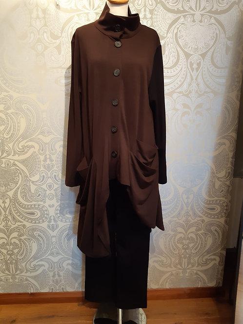 Alembika  brown and black jacket