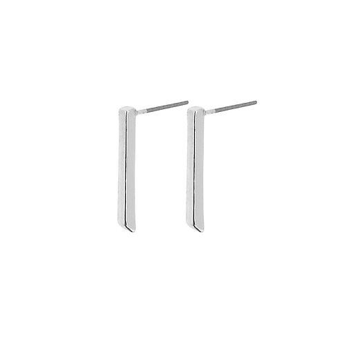 Dansk Smykkekunst Theia Line Earrings