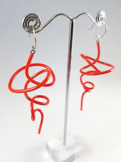 Samuel Coraux Little Zig earrings