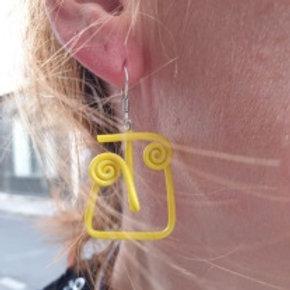 Samuel Coraux Little Tete earrings